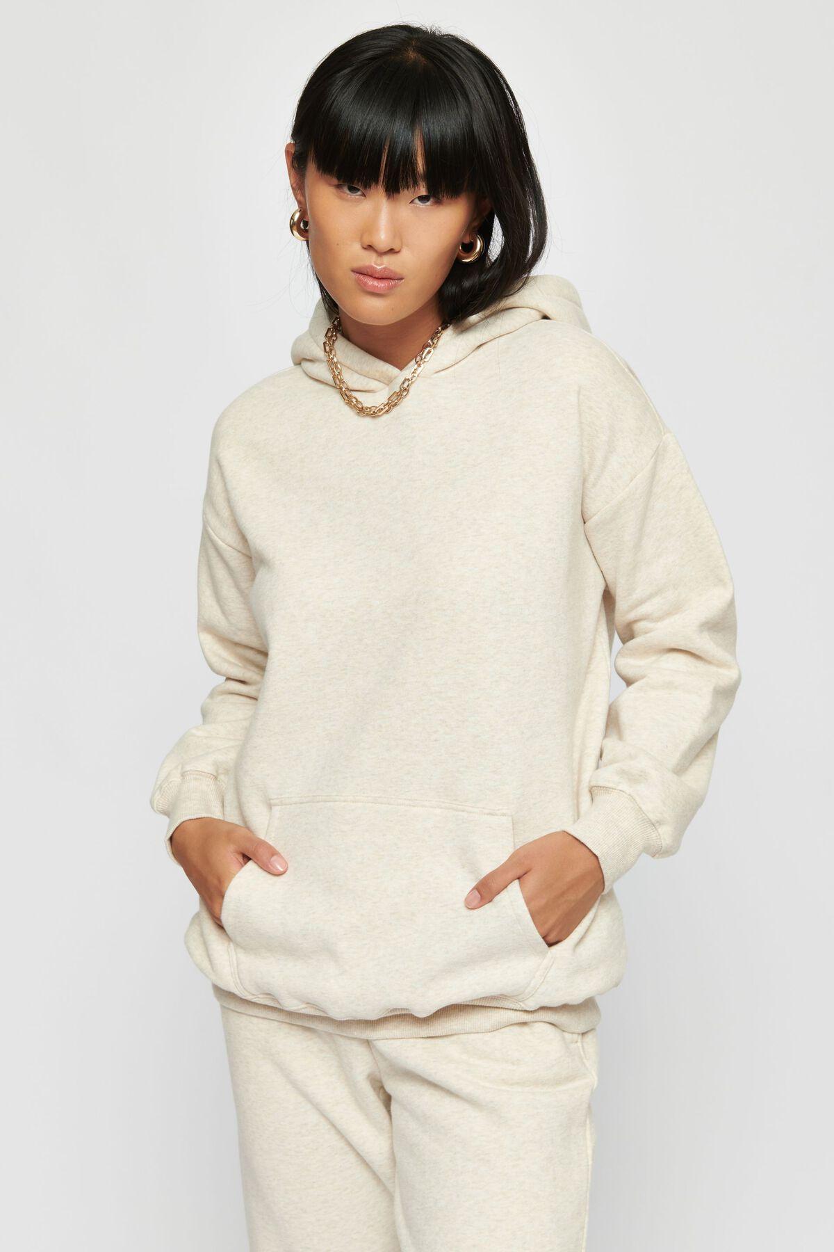 Essex Oversized Hoodie Sweatshirt