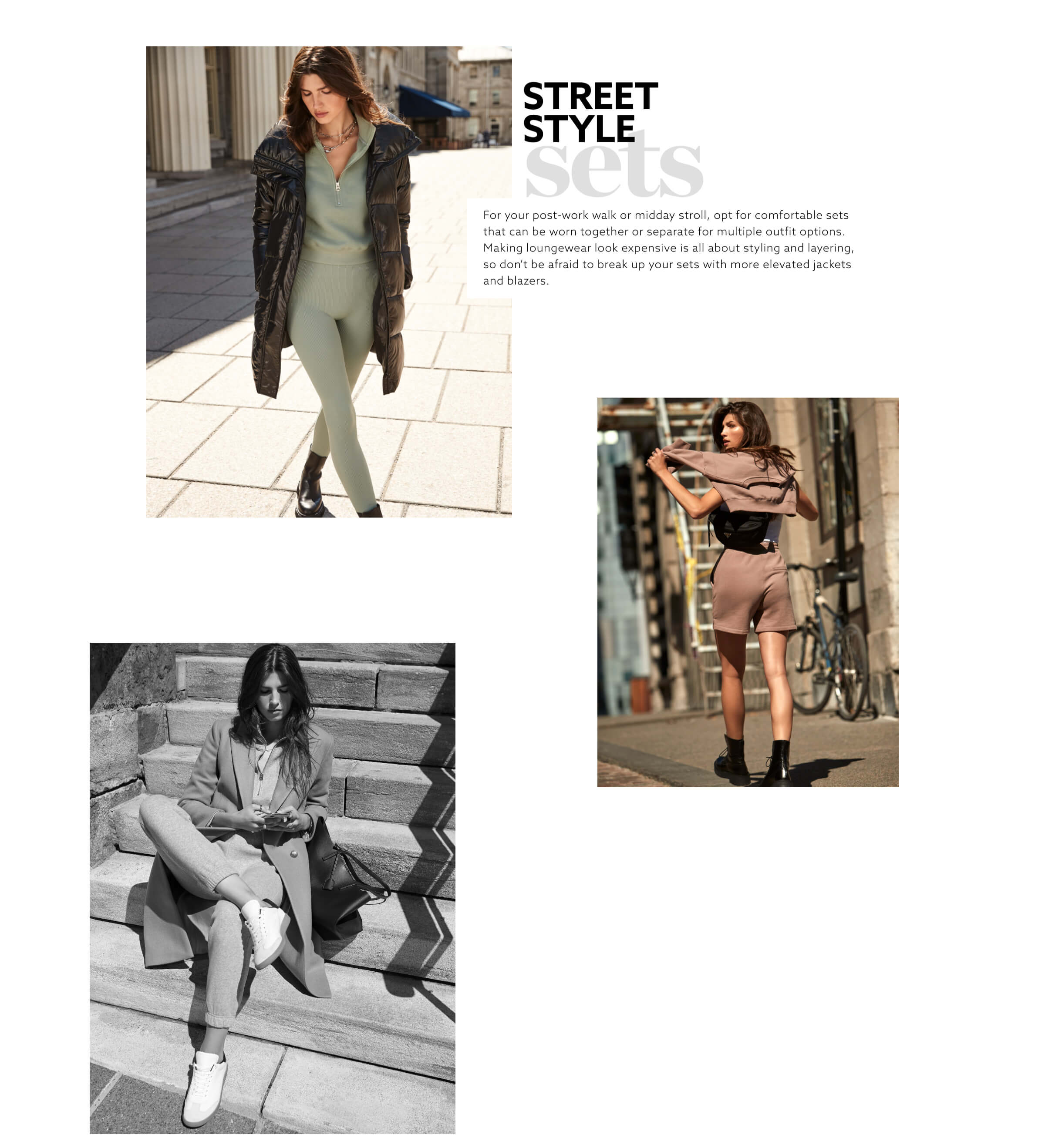 Street style set