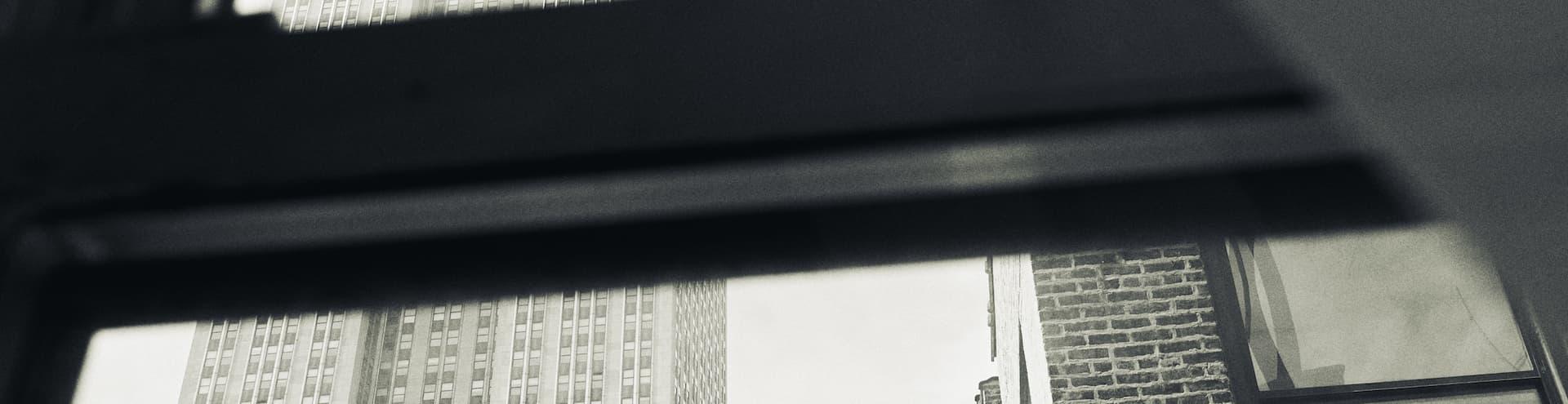 Panorama d'un immeuble.